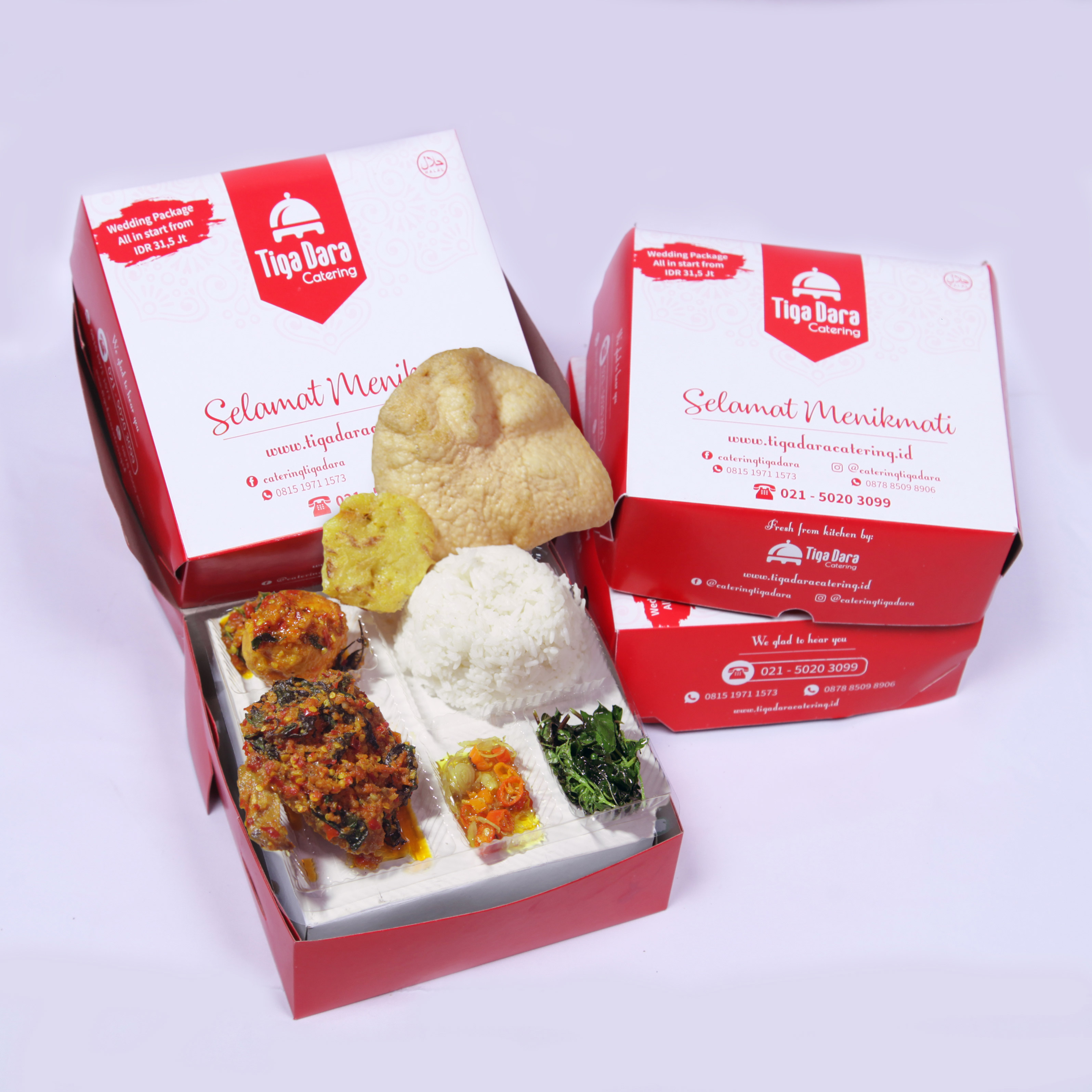 tiga_dara_*Nasi Box_Business Class | Paket 21