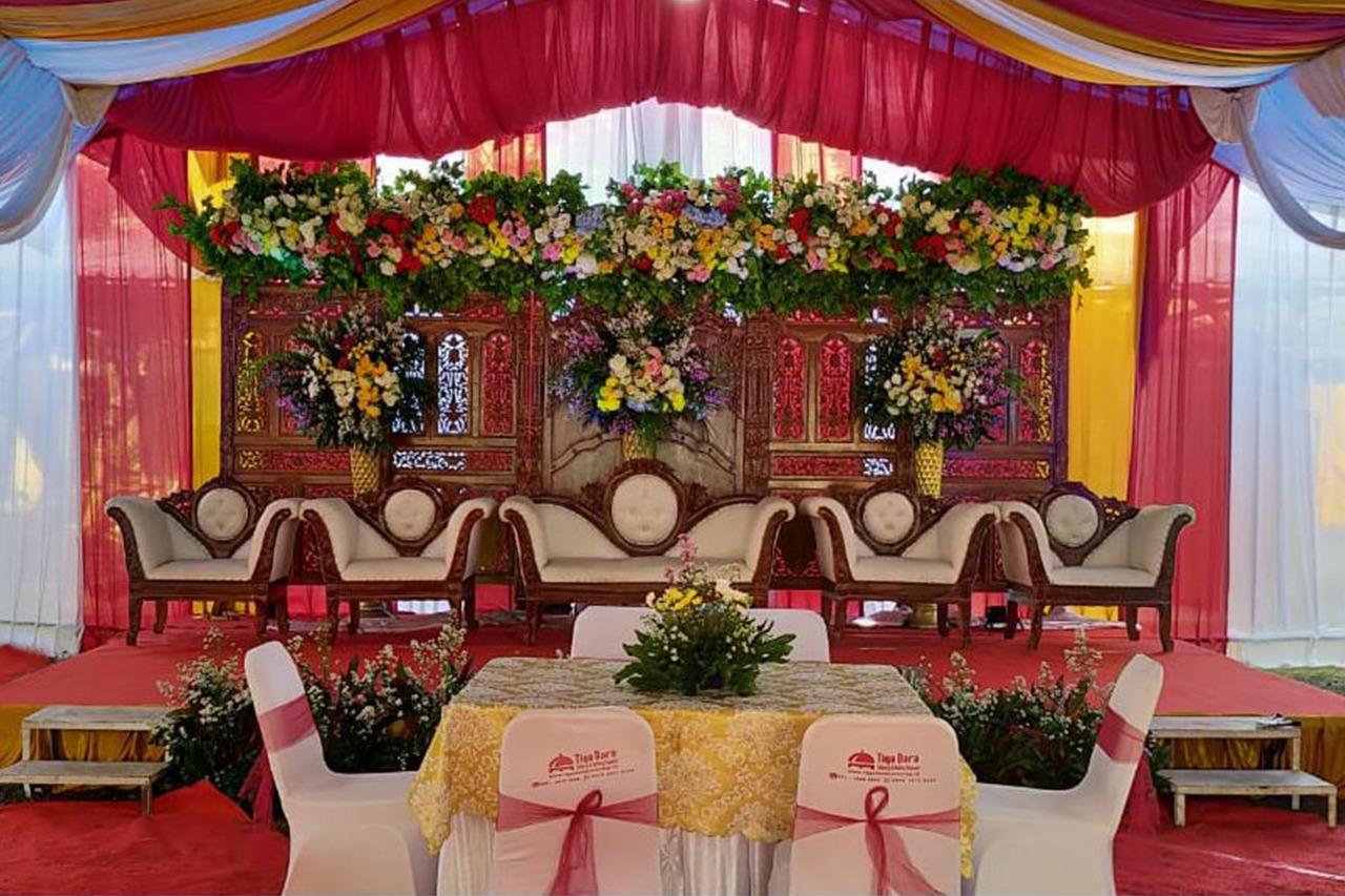 tiga_dara_*Paket Pernikahan di Rumah_PAKET PERNIKAHAN ADAT DI RUMAH TANPA CATERING