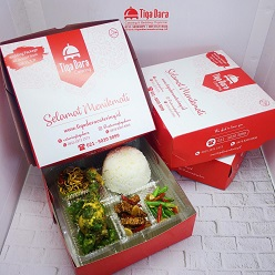 tiga_dara_*Nasi Box Enak & Murah_Business Class | Paket 35