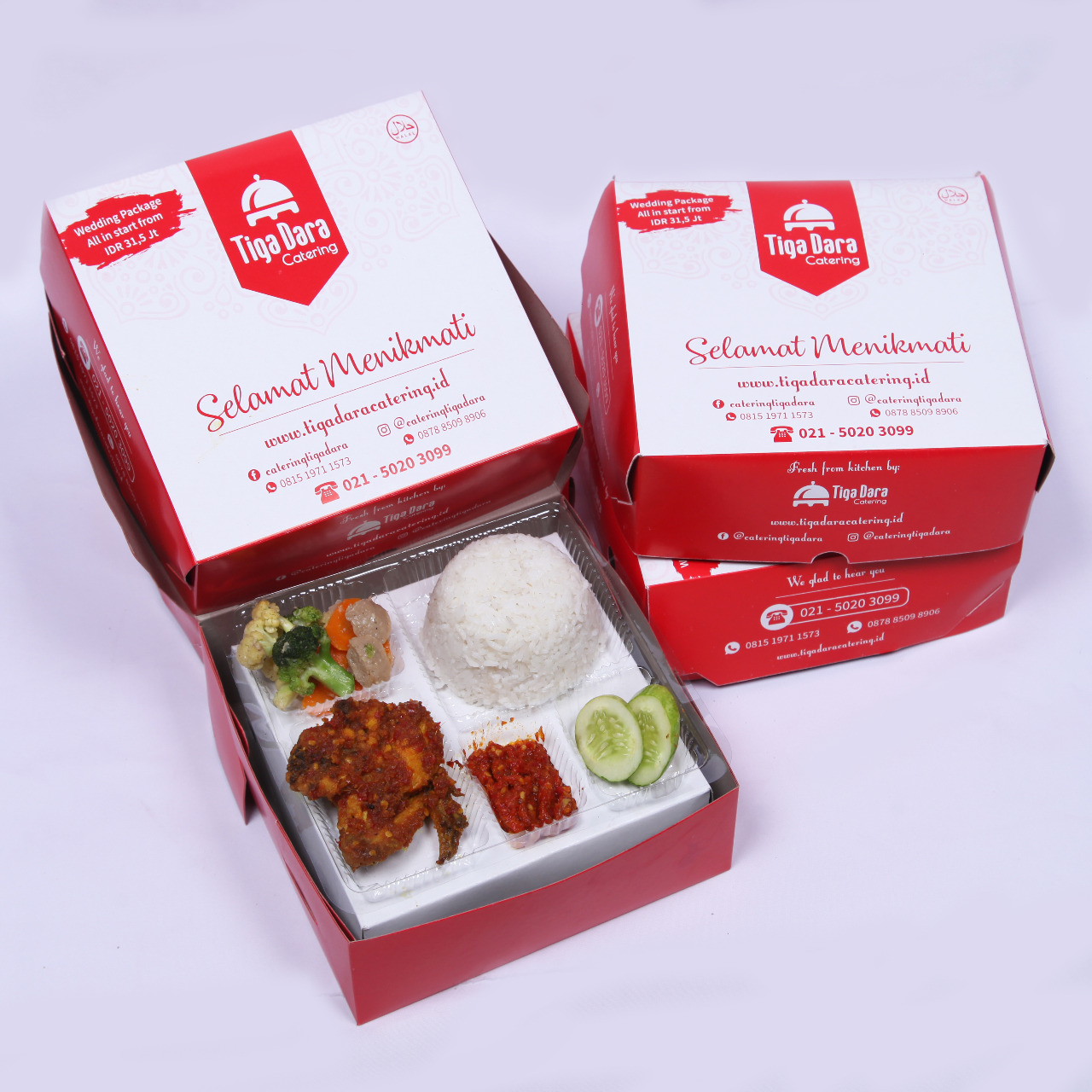 tiga_dara_*Nasi Box_Business Class | Paket 9