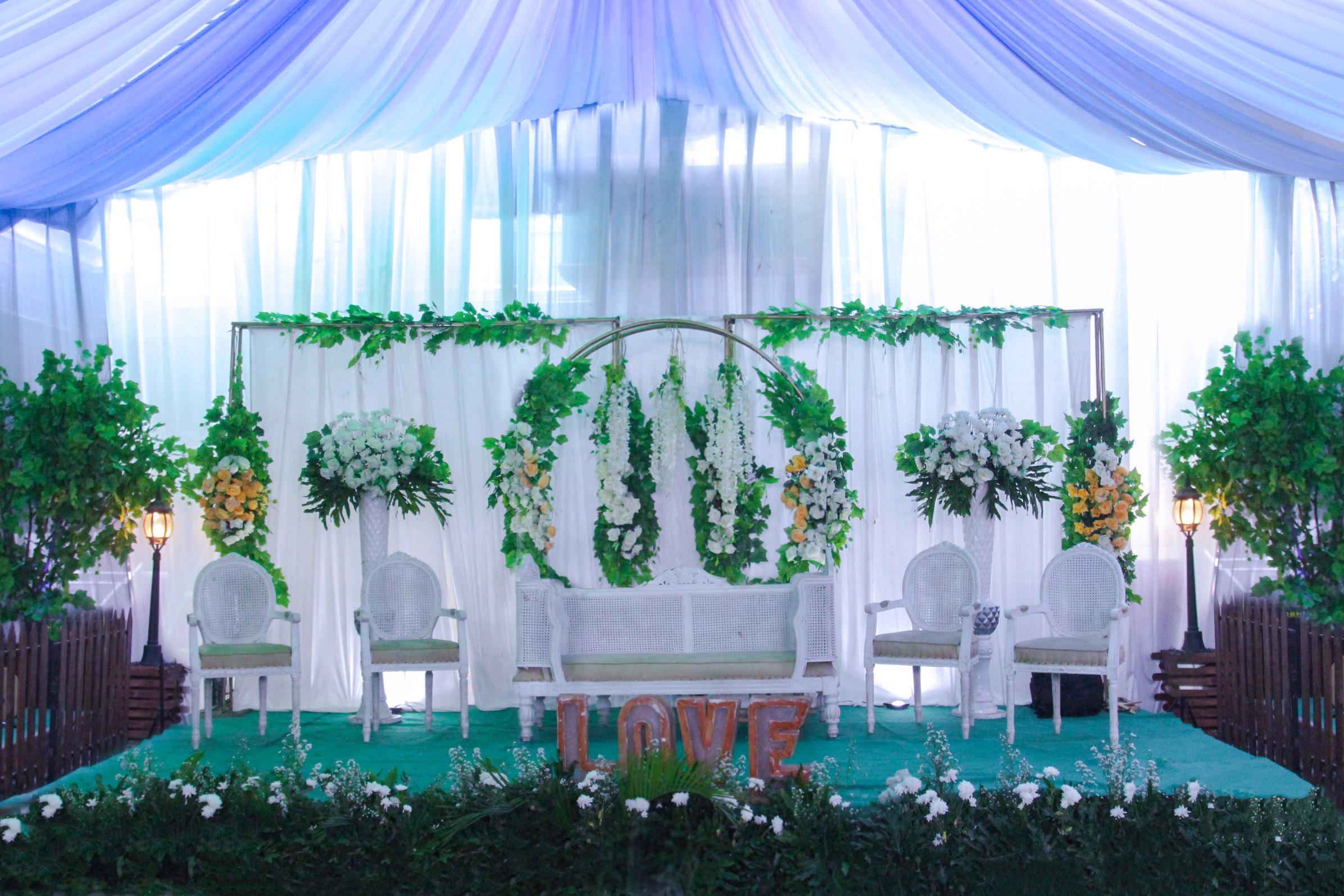 Paket Pernikahan Di Rumah Tiga Dara Catering